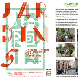 """Ensemble, inventons les natures urbaines"""